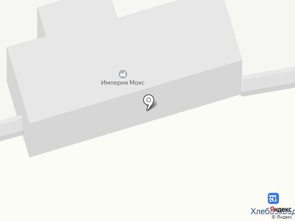 Нежность на карте Прокопьевска