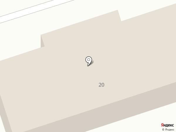 Прокопьевский дом милосердия на карте Прокопьевска