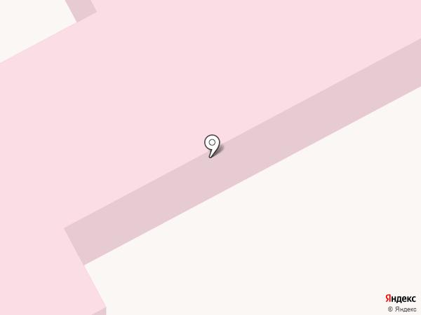 Прокопьевский детский психоневрологический санаторий на карте Прокопьевска