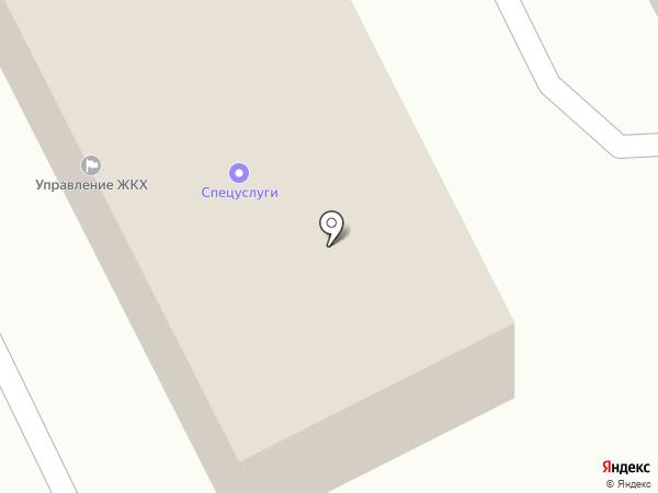 Служба единого заказчика на карте Прокопьевска