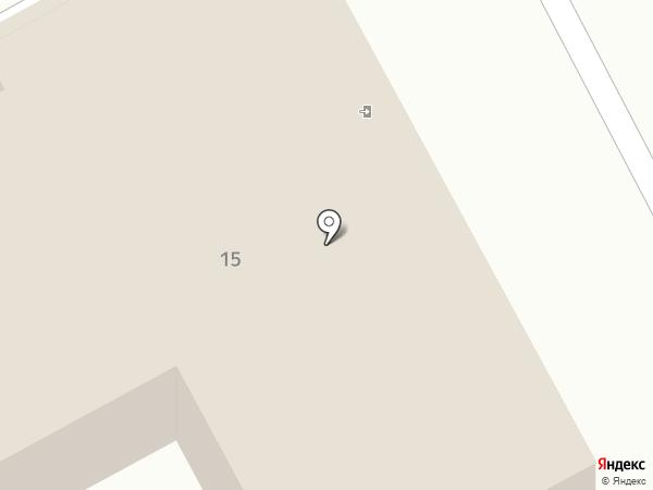 Адвокатский кабинет Холманского С.А. на карте Прокопьевска