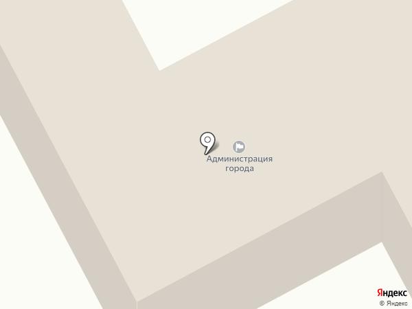 Комитет по управлению муниципальным имуществом Администрации г. Прокопьевск на карте Прокопьевска