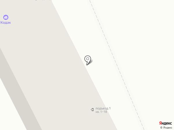 Алмаз, КПКГ на карте Прокопьевска