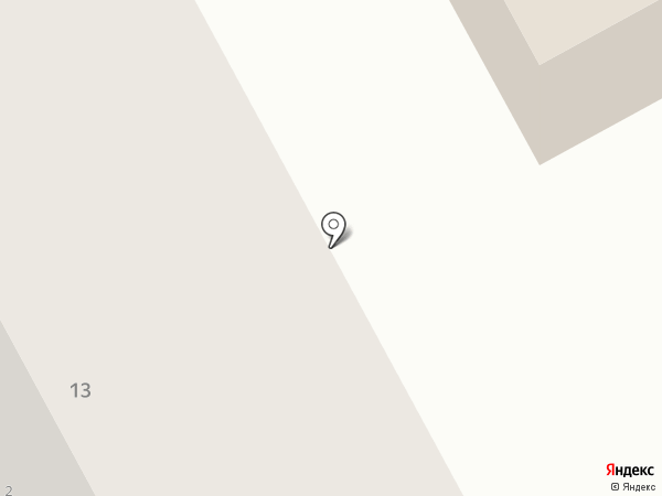 Городская стоматологическая поликлиника №2 на карте Прокопьевска