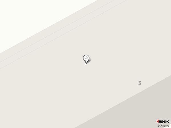 Городская больница №3 на карте Прокопьевска