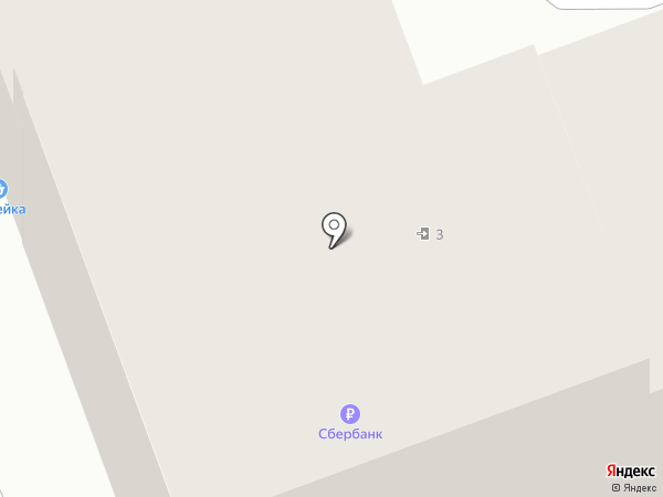 Копейка на карте Прокопьевска