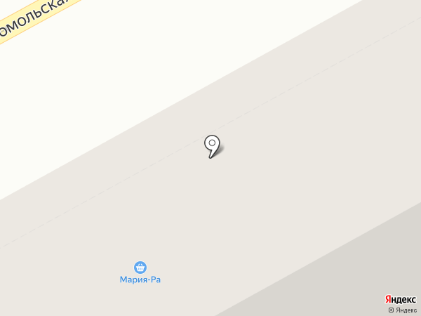 Vape-shop BAZA на карте Прокопьевска