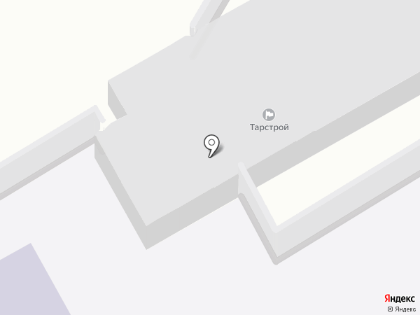 ТАРСТРОЙ на карте Прокопьевска