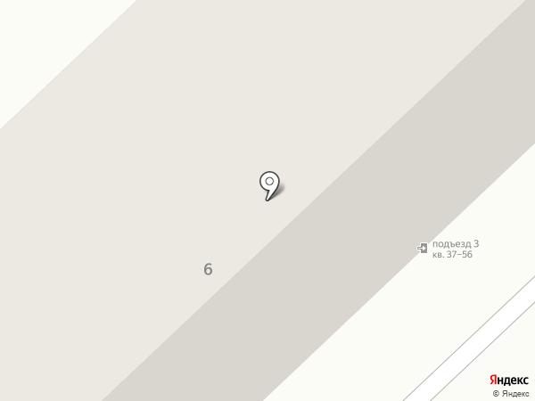 ТСЖ №2 на карте Прокопьевска