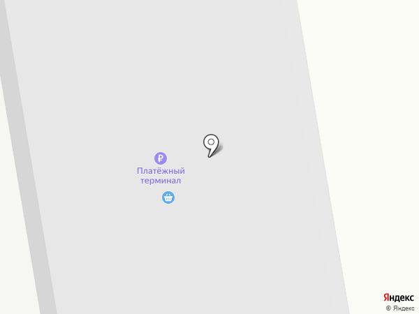 Актив Финанс на карте Прокопьевска