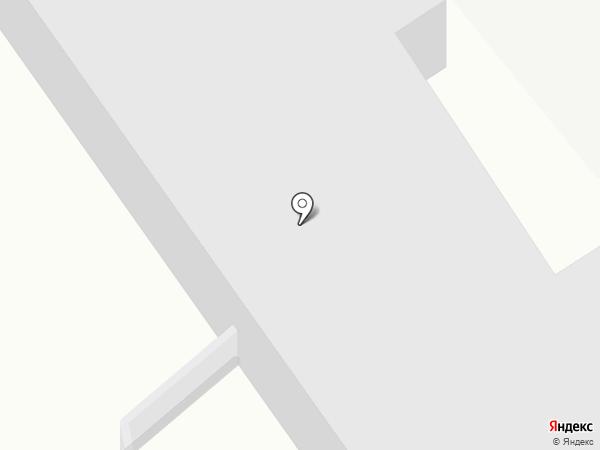 Коксовая на карте Прокопьевска