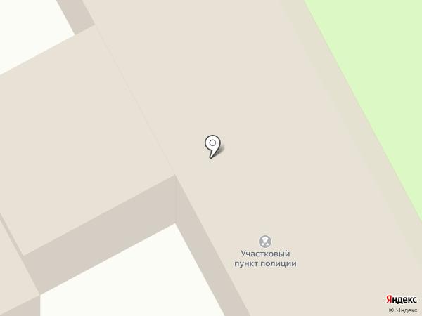 Отдел МВД России по г. Прокопьевску на карте Прокопьевска