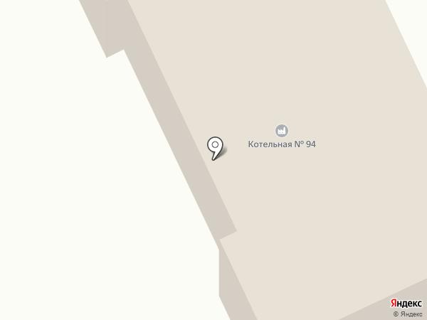 Городская баня №12 на карте Прокопьевска