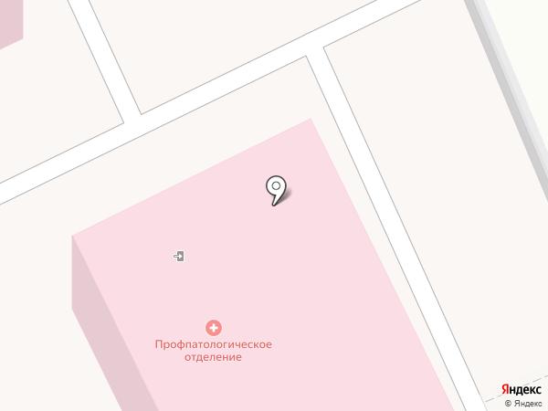 Прокопьевская городская больница №4 на карте Прокопьевска