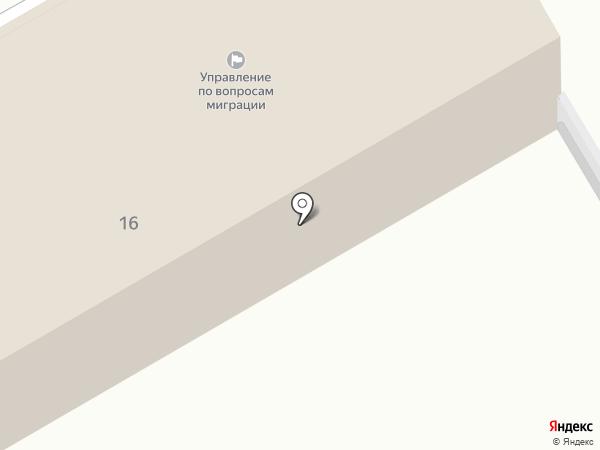 Отдел полиции Зенковский, Отдел МВД России по г. Прокопьевску на карте Прокопьевска