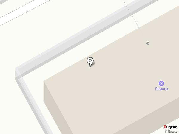 Ника на карте Прокопьевска