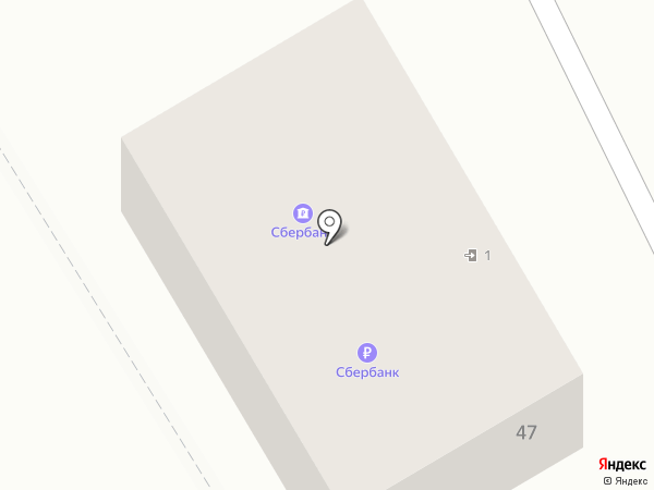 Сбербанк, ПАО на карте Прокопьевска