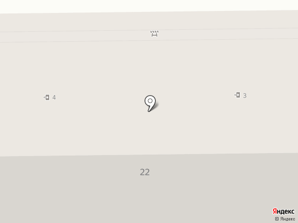 Почтовое отделение №7 на карте Прокопьевска