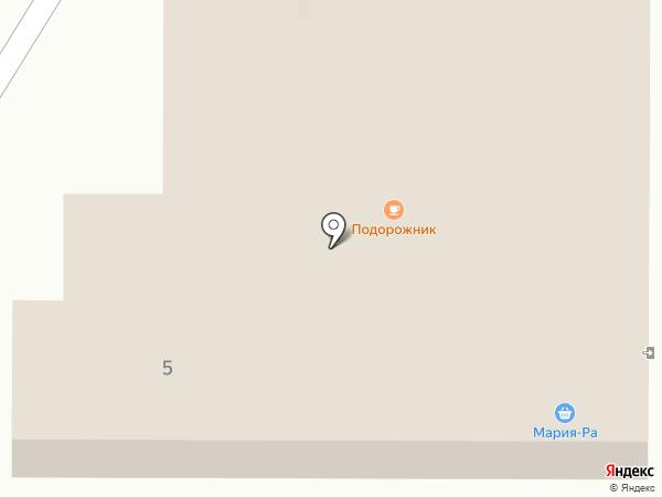 Мой дом на карте Прокопьевска