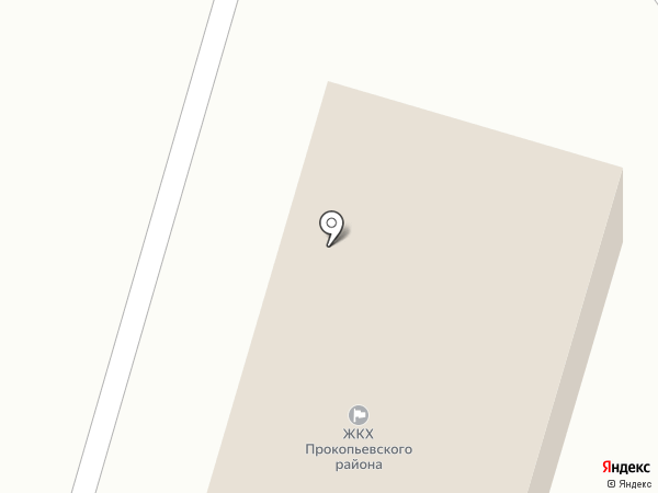 Сетевая компания на карте Прокопьевска