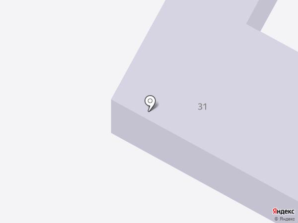 Детский сад №18 на карте Прокопьевска