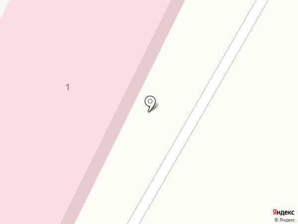 Врачебная амбулатория на карте Терентьевского