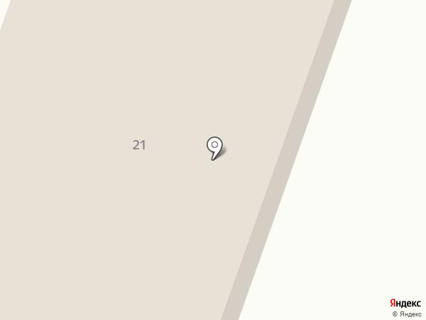 Шиномонтажная мастерская на Центральной на карте Терентьевского