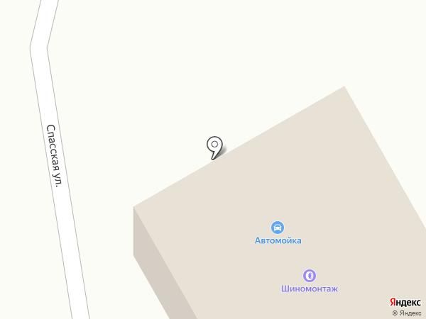 Автоцентр на карте Новокузнецка