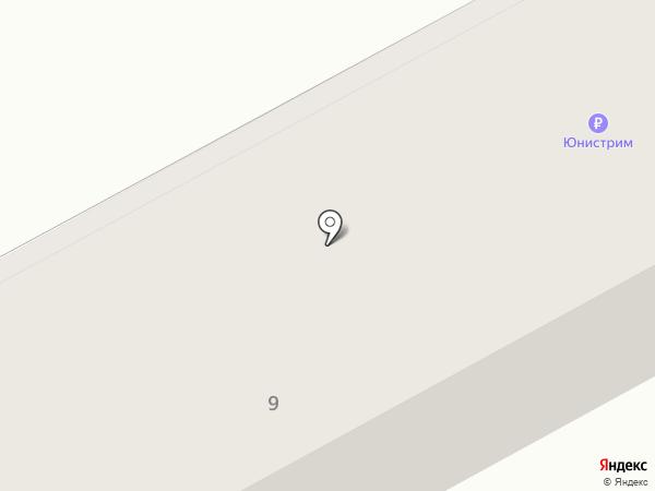 Участковый пункт полиции на карте Загорского