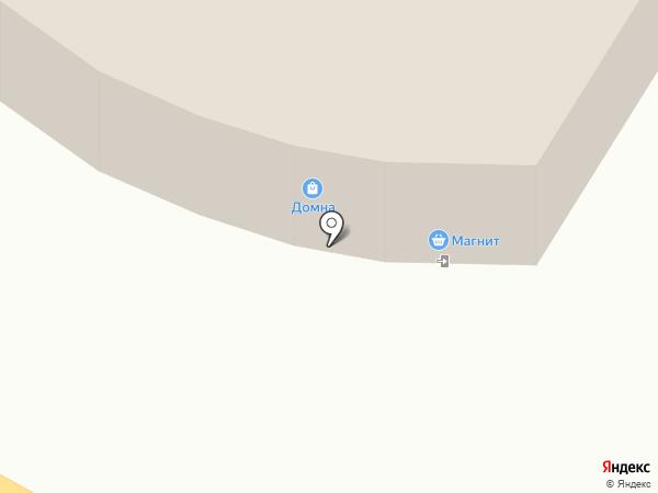УАЗ на карте Новокузнецка