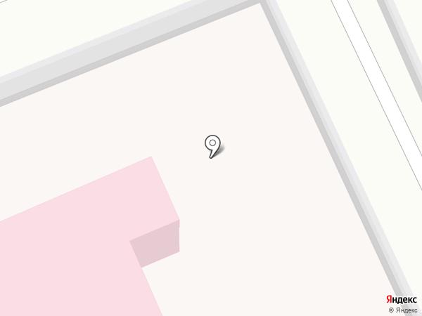 Врачебная амбулатория на карте Металлургова