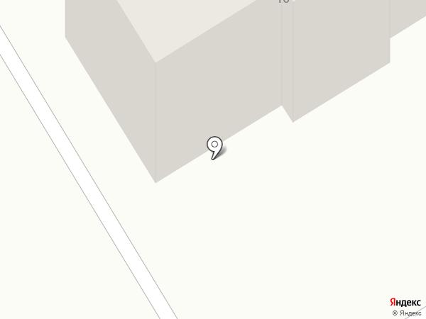 Универсальный магазин на карте Металлургова