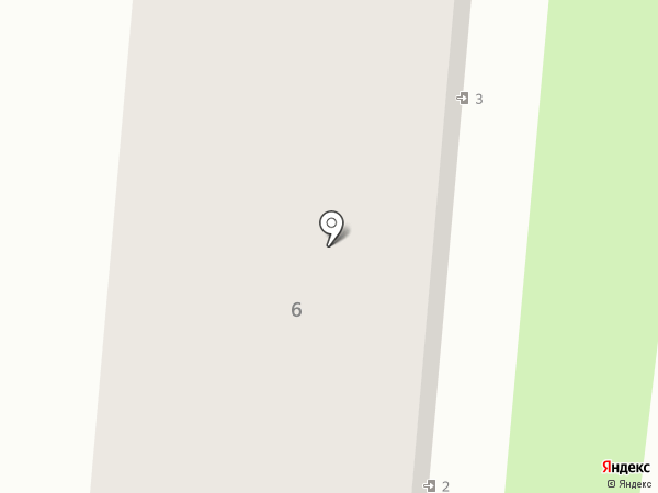 Элида на карте Новокузнецка