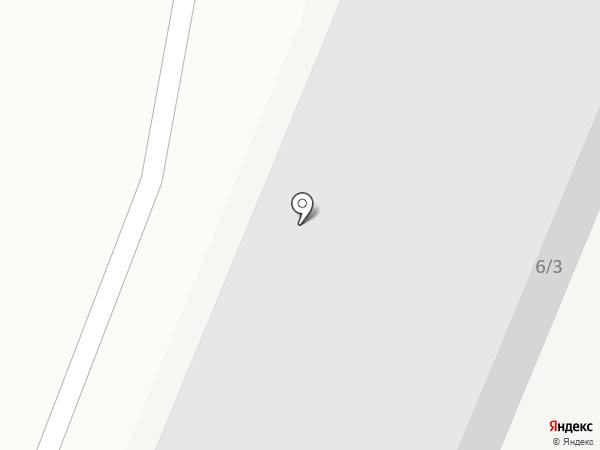 Каре на карте Новокузнецка