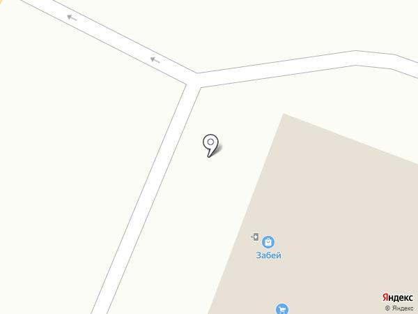 Забей на карте Новокузнецка