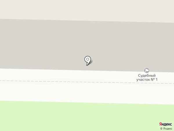 Мировые судьи Куйбышевского района на карте Новокузнецка