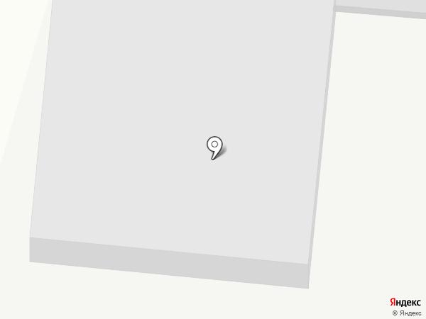 Ниссан-Сервис на карте Новокузнецка