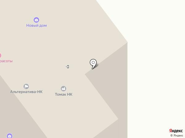 КайРос на карте Новокузнецка