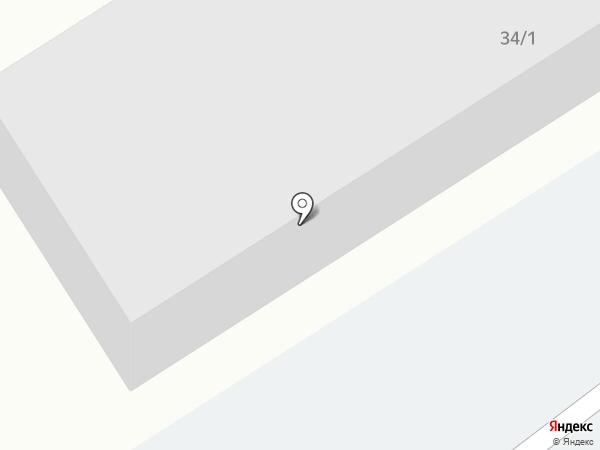 Linto на карте Новокузнецка