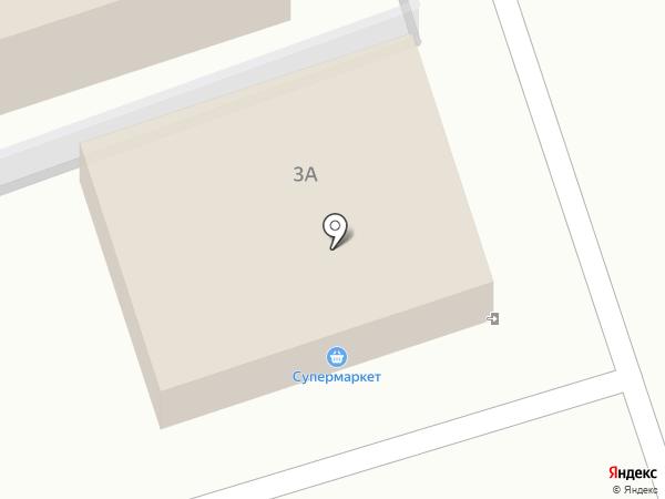 Магазин пива на разлив на карте Новокузнецка