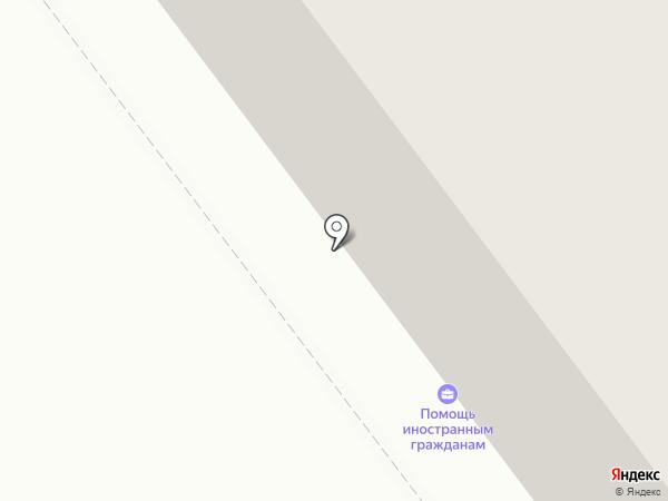 Хмельная пуля на карте Новокузнецка