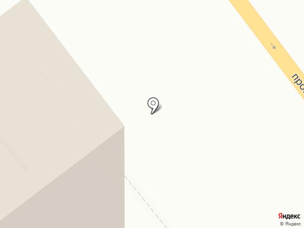 Дядя Дёнер на карте Новокузнецка