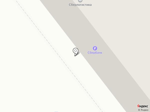 Квартирка на Курако на карте Новокузнецка