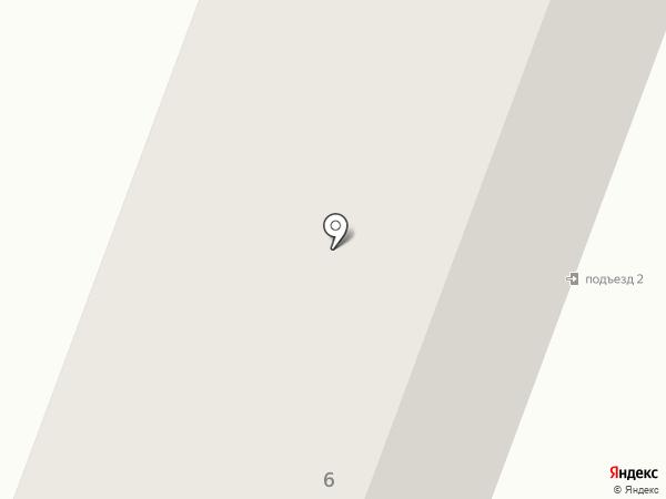 Абалкон на карте Новокузнецка