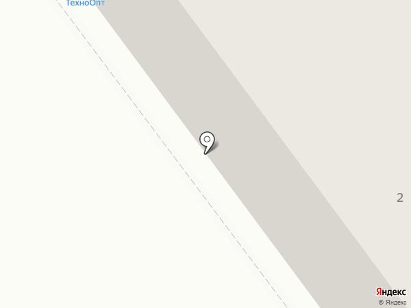 ТехноОпт-МоОлния на карте Новокузнецка