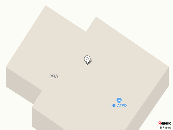 Русский дом на карте Новокузнецка