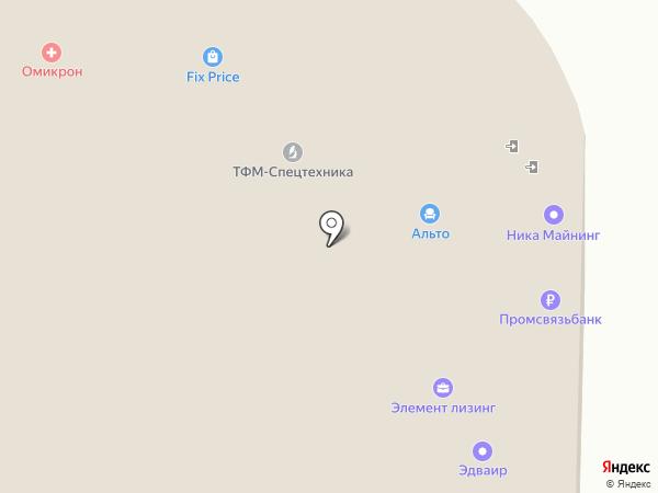 Just1Call на карте Новокузнецка