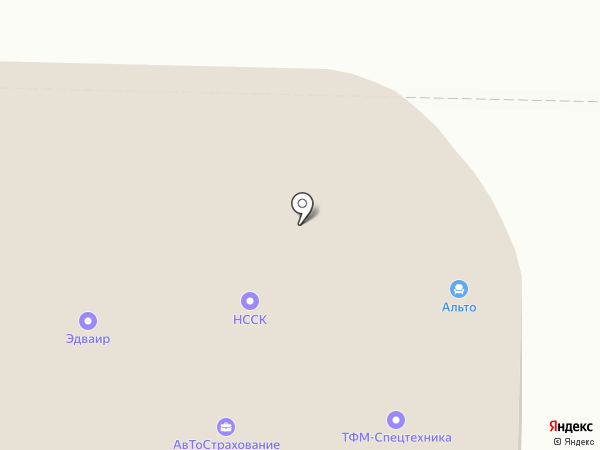 СИБИРСКАЯ ПАЛАТА НЕДВИЖИМОСТИ на карте Новокузнецка