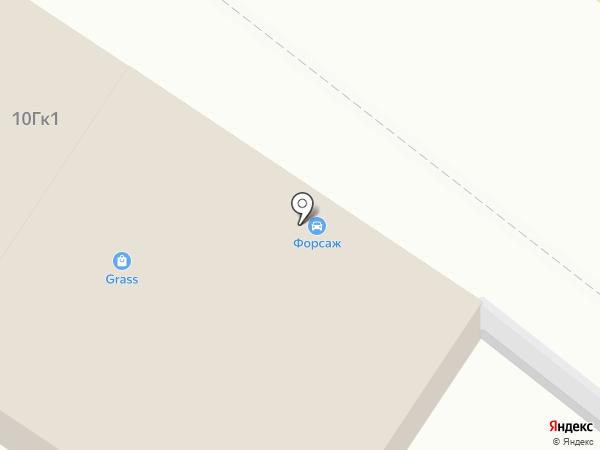 Рестор-Авто на карте Новокузнецка