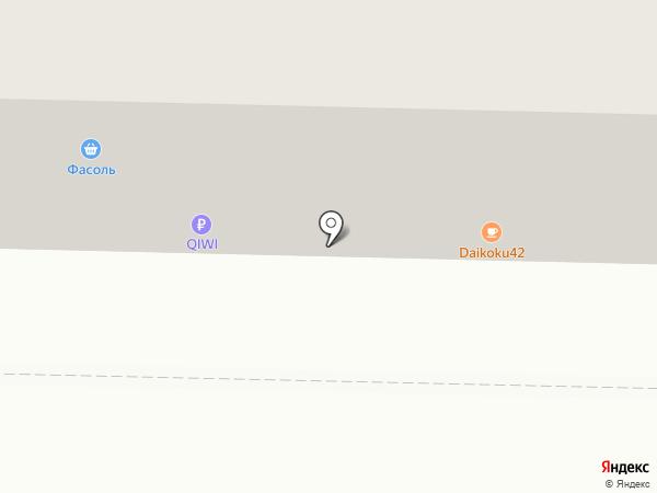 БАРдаЧОК на карте Новокузнецка